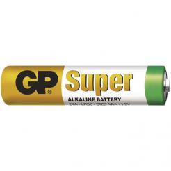 Batterie GP Alkaline 1,5V AAA (Micro)